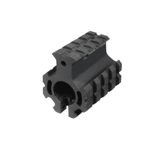 4 HIGH PRO QUAD RAIL GAS BLOCK 0.75`