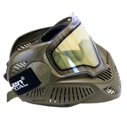 MI 7 OD PAINTBALL MASK
