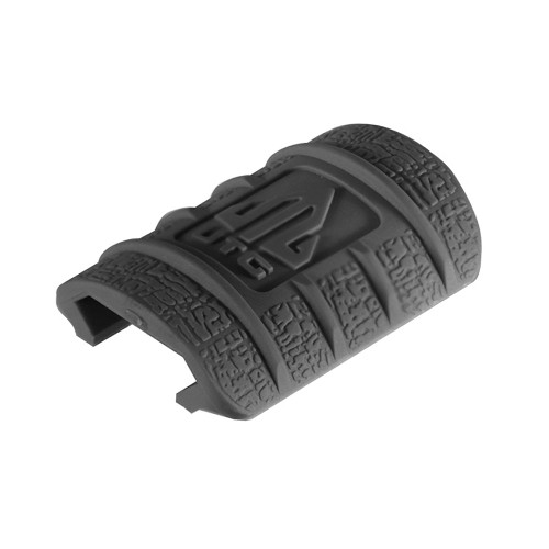PREMIUM RUBBER RAIL GUARD BLK