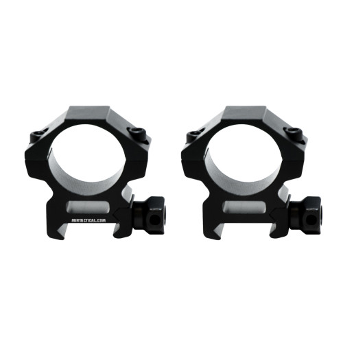 1` LOW PROFILE WEAVER SCOPE RINGS
