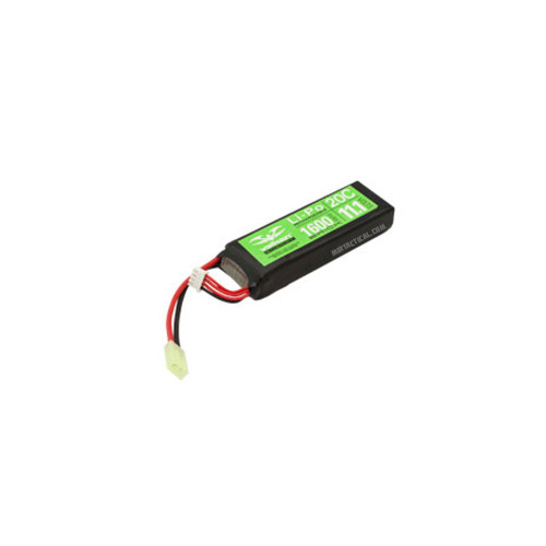 LIPO 11.1V 1600MAH 20C MINI BRICK