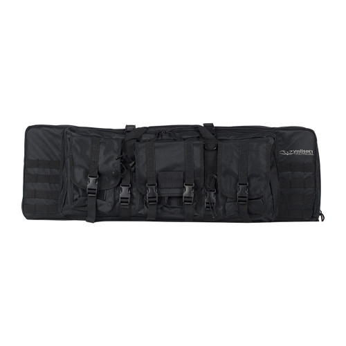 42` DOUBLE RIFLE SOFT CASE BLACK