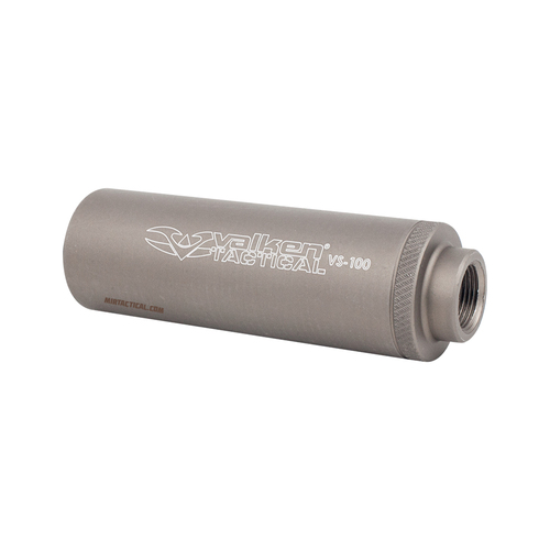 V-TACTICAL MOCK SUPPRESSOR 14MM CCW TAN
