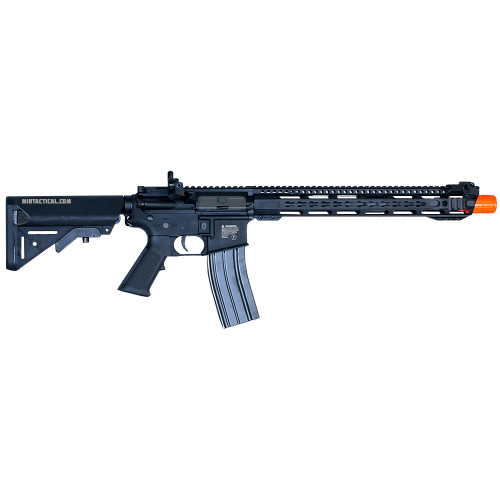 ALLOY SERIES AIRSOFT RIFLE MK III BLACK