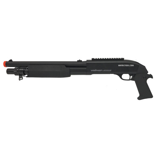 TRIPLE THREAT AIRSOFT SWEEPER SHOTGUN BL