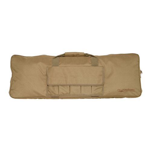 TACTICAL SINGLE SOFT GUN CASE 36` TAN