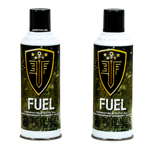 2 PACK PREMIUM AIRSOFT GREEN GAS