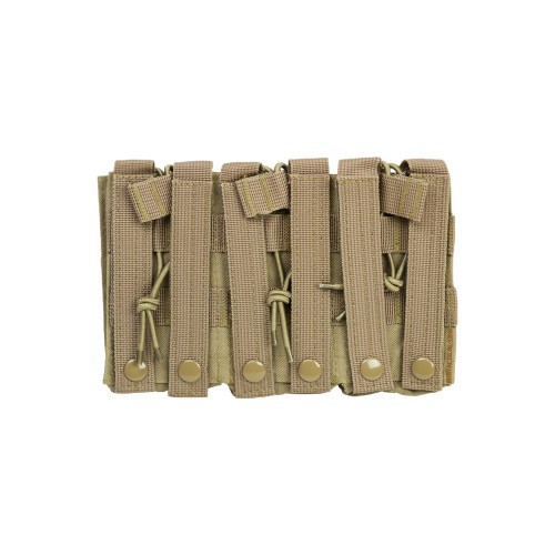 TRIPLE M SERIES MAG POUCH TAN