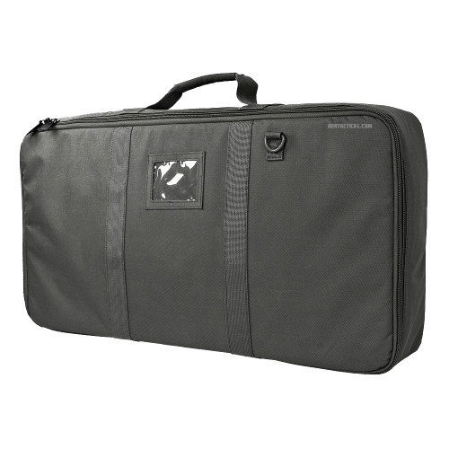 DISCREET CARBINE RIFLE CASE URBAG GRAY