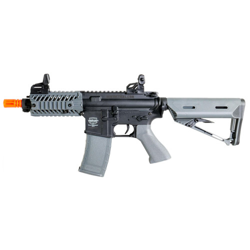 BATTLE MACHINE AIRSOFT MOD-C-BLK/GRY V2