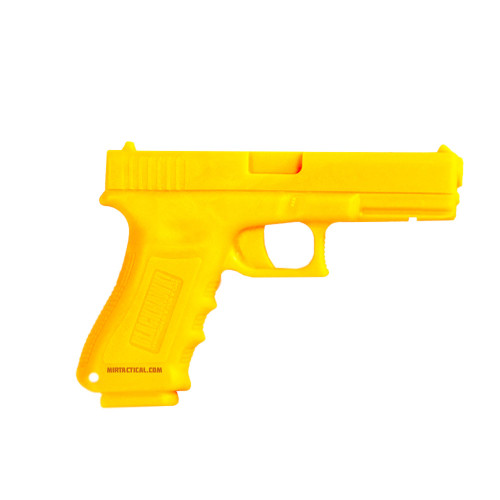 DEMONSTRATOR DUMMY MOLDED GUN FOR G17 ORANGE