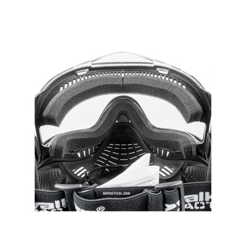MI-7 PAINTBALL MASK BLACK
