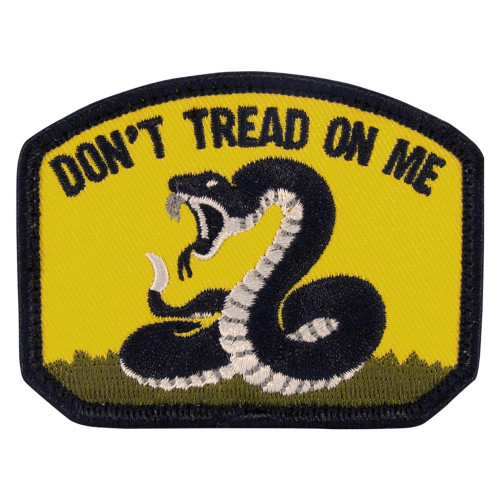 DON'T TREAD FULL COLOR PATCH