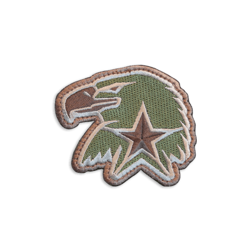 EAGLE STAR EMB MULTICAM PATCH