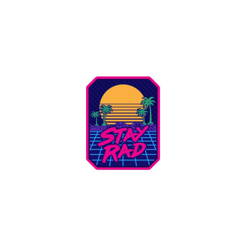 STAY RAD PVC COLOR PATCH