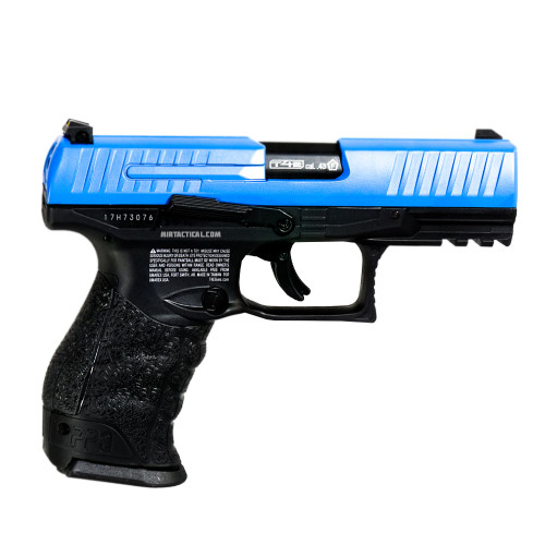 T4E WALTHER PPQ M2 LE BLUE TRAINING 0.43 PAINTBALL MARKER