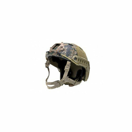 PJ STYLE HELMET VERSION 2 MULTICAM