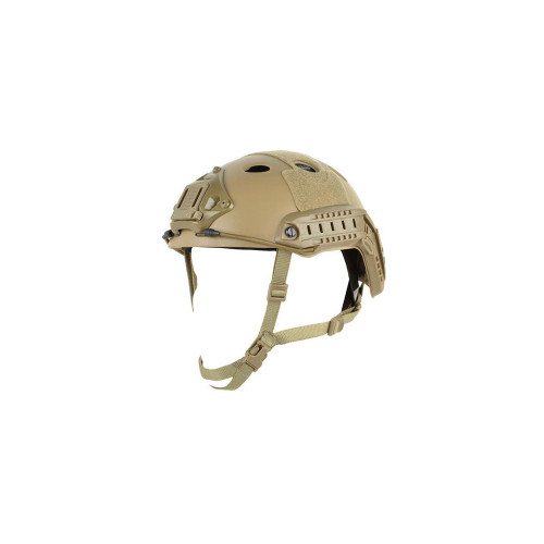 PJ STYLE HELMET VERSION 2 TAN