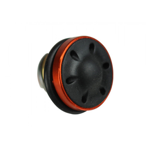 ALUMINUM AIRSOFT SILENT PISTON HEAD W/THRUST BALL BEARING