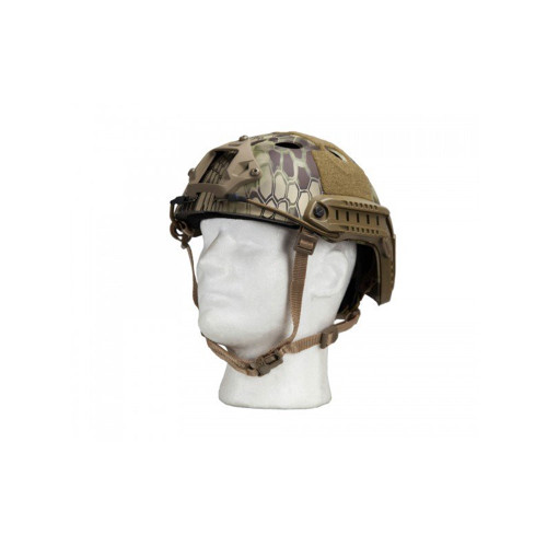 PJ STYLE HELMET VERSION 2 KRYPTEK HIGHLANDER