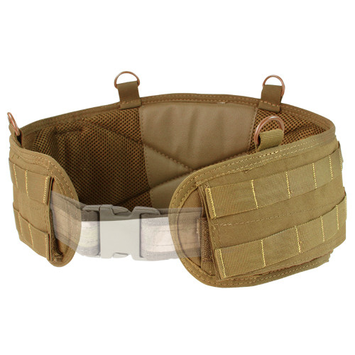 GEN II BATTLE BELT COYOTE LARGE