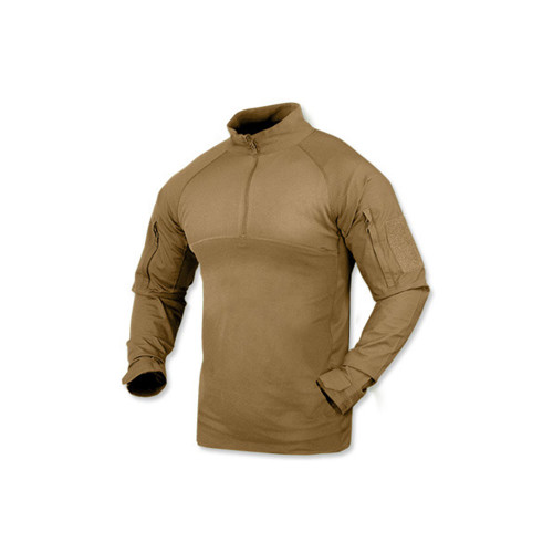 COMBAT SHIRT TAN X-LARGE