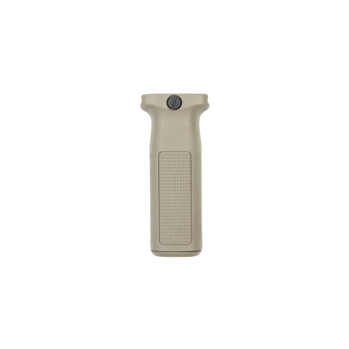 EPF2 VERTICAL FOREGRIP W/ AEG BATTERY STORAGE TAN