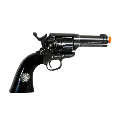 AIRSOFT WILDCARD REVOLVER WEATHERED LIMITED