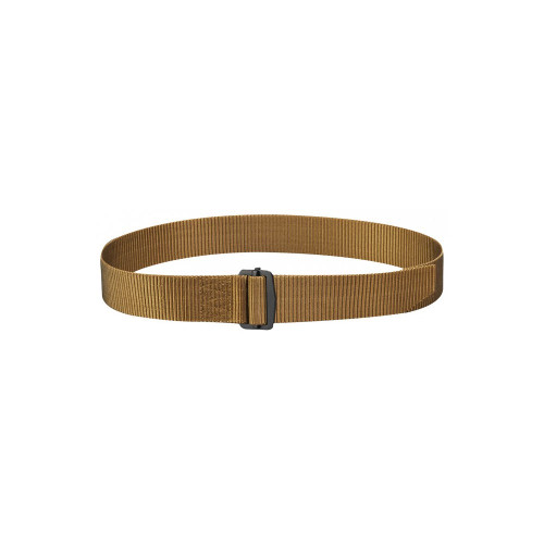 TACTICAL BELT W/ METAL BUCKLE TAN MEDIUM