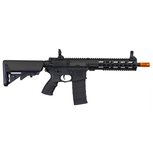 "COMMANDO AEG CQB 10.5"" KEYMOD AIRSOFT RIFLE BLACK"