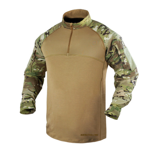 COMBAT SHIRT MULTICAM LARGE