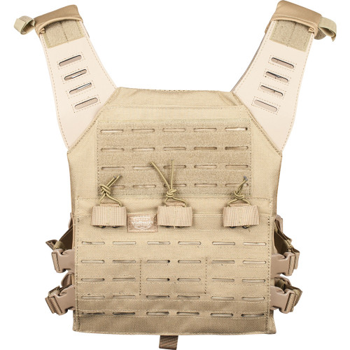 JPC STYLE LC PLATE CARRIER TAN