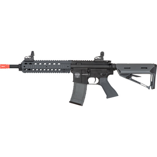 BATTLE MACHINE AEG MOD-M BLK/GRY V2 AIRSOFT