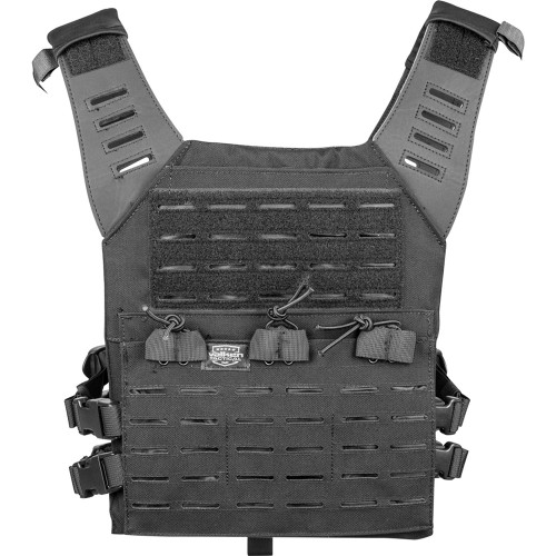 JPC STYLE LC PLATE CARRIER BLACK