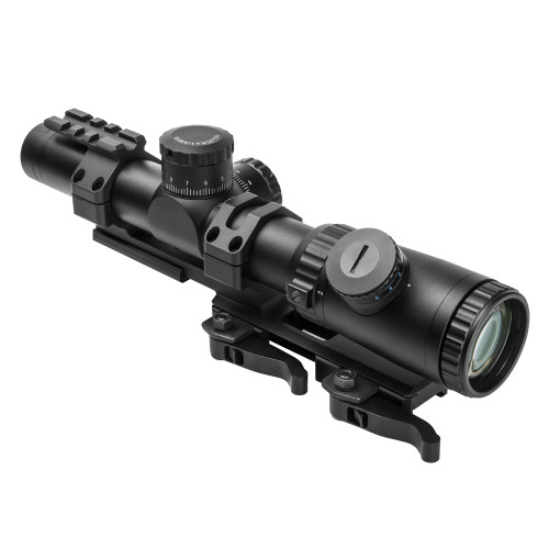 1.1-4X24 SCOPE W/ SRP MOUNT