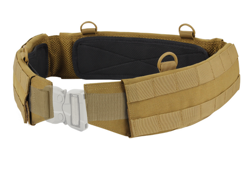 BATTLE BELT SLIM STYLE COYOTE SMALL