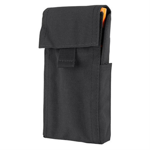 25 ROUND SHOTGUN RELOAD POUCH BLACK