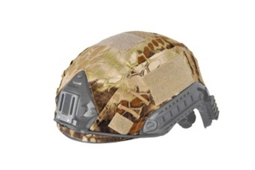 TACTICAL AIRSOFT HELMET COVER HLD