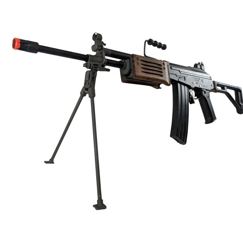 GALIL ICAR AIRSOFT ELECTRIC RIFLE BLACK