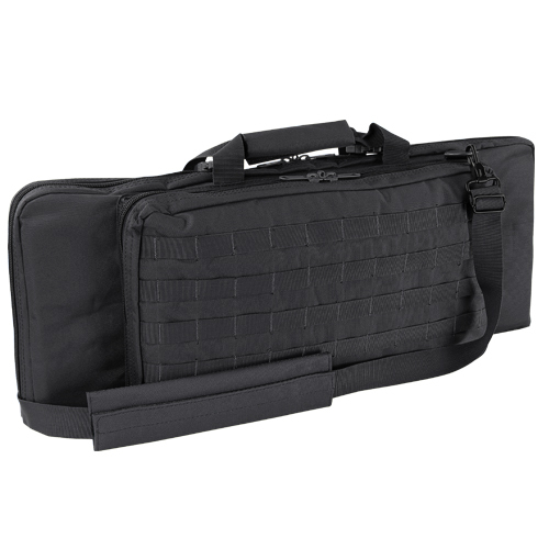 28 RIFLE CASE BLACK