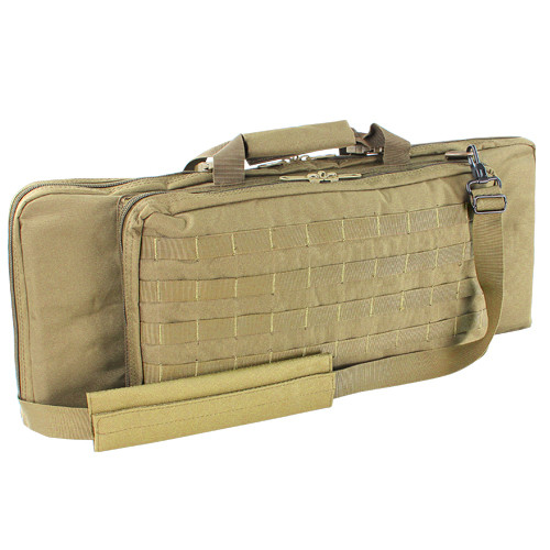 28 RIFLE CASE TAN