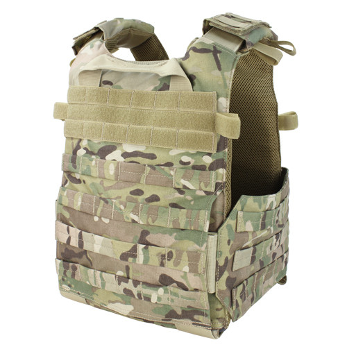 GUNNER PLATE CARRIER MULTICAM