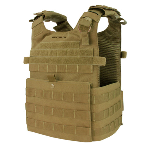 GUNNER PLATE CARRIER COYOTE