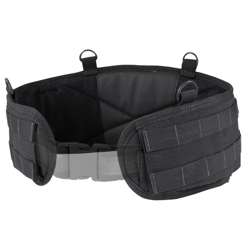 GEN II BATTLE BELT BLACK MEDIUM