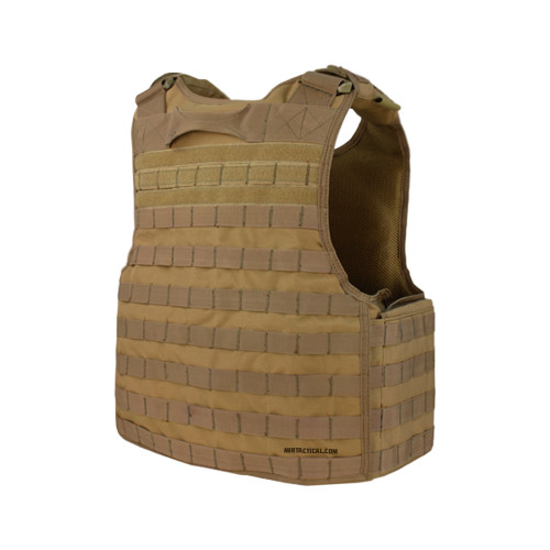 DEFENDER PLATE CARRIER COYOTE