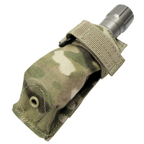 FLASHLIGHT POUCH MULTICAM