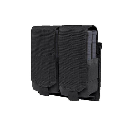DOUBLE M14 MAG POUCH BLACK