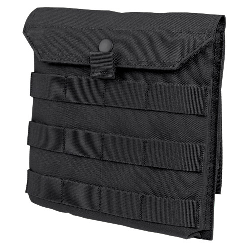 SIDE PLATE POUCH BLACK