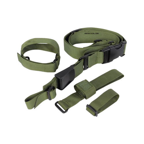 TACTICAL 3 POINT SLING OD