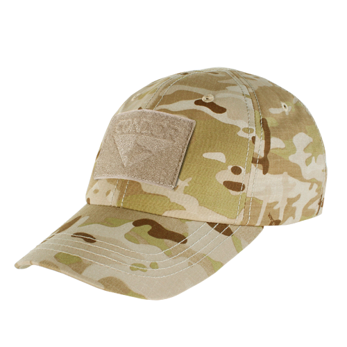 TACTICAL CAP MULTICAM ARID
